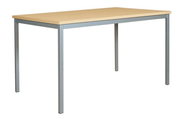 Tables polyvalentes Standard, Premium ou Exclusive | Érable - Aluminium