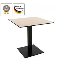 Table de bistrot Flag + plateau de table compact, 12 mm