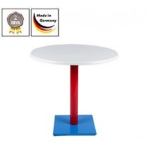 Table de bistrot Flag Topalit - chant Classicline