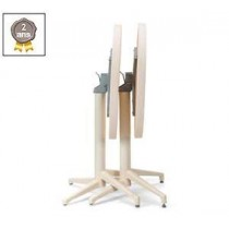 Table de bistrot Netta, pliable