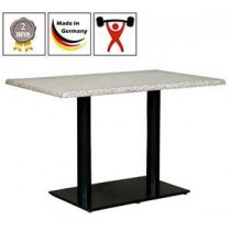Table de bistrot South Carolina Topalit - chant Classicline