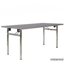 Tables pliantes Plus (Eco, King ou Empress), mobile