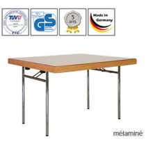 Table pliante Hugo Quadro