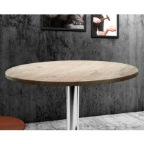 Plateaux de table Topalit, décor Wood - chant Classicline